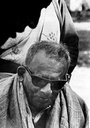 Benode Behari Mukherjee - Image: Benode Behari Mukherjee