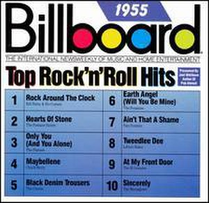 Billboard Top Rock'n'Roll Hits: 1955 - Image: Billboard Top rock'n'roll hits 1988