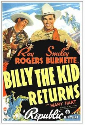Billy the Kid Returns - Image: Billy the Kid Returns