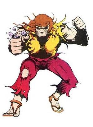 Blockbuster (DC Comics) - Image: Blockbuster (Comics) (Mark Desmond)