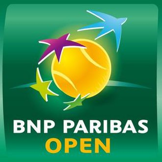 Indian Wells Masters - Image: Bnpparibasopen