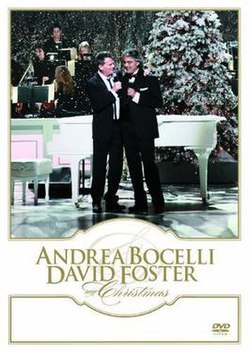 Bocelli On Christmas Special November 2020 My Christmas Special   Wikipedia