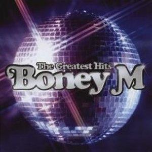 The Greatest Hits (2001 Boney M. album) - Image: Boney M. The Greatest Hits (2001)