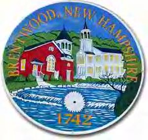 Brentwood, New Hampshire - Image: Brentwood Seal