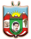 Coat of arms of Daniel Alcídes Carrión