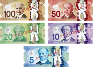 Currency of Canada