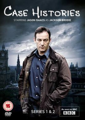Case Histories (TV series) - DVD cover