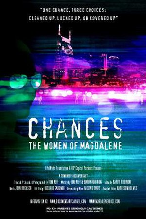 Chances: The Women of Magdalene - Theatrical release poster
