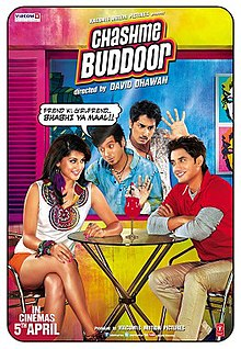 Watch Chashme Baddoor DVD Online Movie