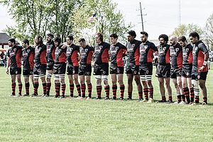 Chicago Griffins RFC - Chicago Griffins Men's Team 2016 Midwest Championship Runners Up