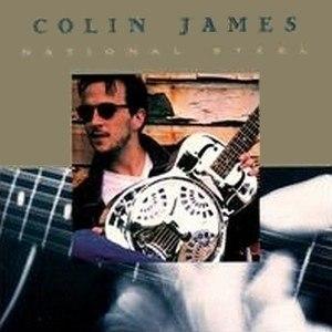 National Steel (album) - Image: Colin James National Steel
