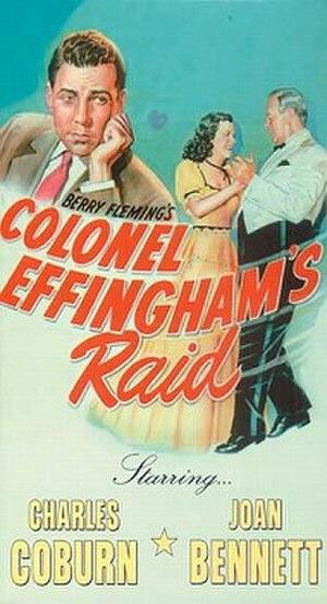 Colonel Effingham's Raid - Image: Colonel Effingham's Raid