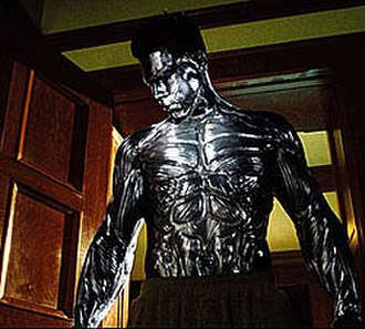 Colossus (comics) - Daniel Cudmore as Colossus in the film X2