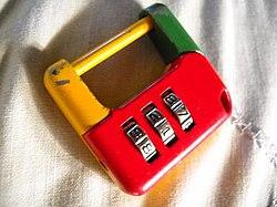 Combination Lock Wikipedia