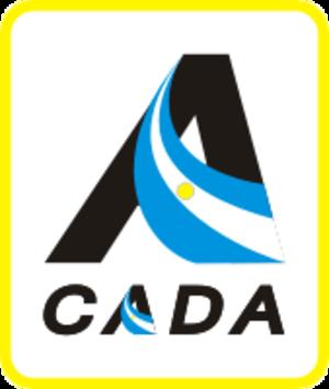 Argentine Athletics Confederation - Image: Confederación Argentina de Atletismo logo