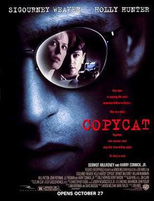 Copycat (film) - Theatrical release poster