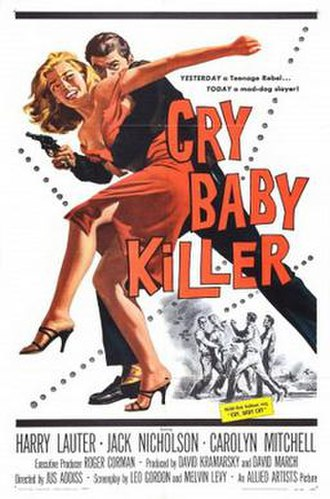 The Cry Baby Killer - Image: Cry Baby Killer