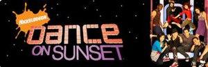 Dance on Sunset - Cast (right to left) Johnny Erasme, Shane Harper, Aubree Storm, Ashley Galvan, Karen Chuang, Tony Testa, Quddus, Hefa Tuita