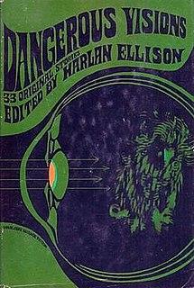 <i>Dangerous Visions</i> science fiction short story anthology