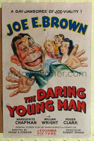 Daring Young Man - Theatrical poster for the film