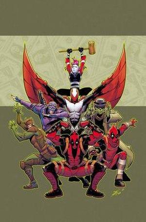 Mercs for Money - Image: Deadpool Mercs For Money
