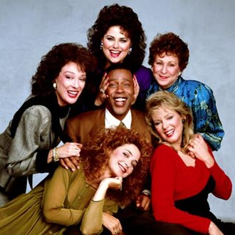Designing Women - Image: Designing women cast 1986 1991