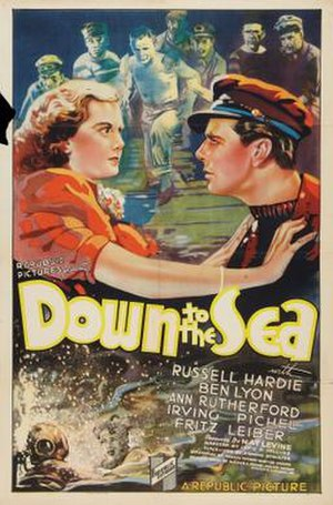 Down to the Sea - Theatrical release poster