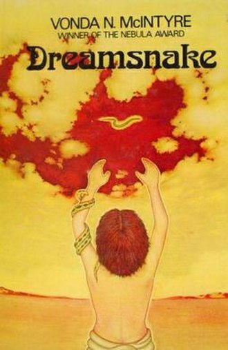 Dreamsnake - Cover of first edition (hardcover)