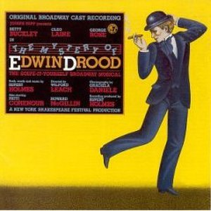 Drood - Original cast recording