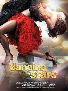 <i>Dancing with the Stars</i> (American season 12)