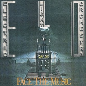 Face the Music (Electric Light Orchestra album) - Image: ELO Face The Music album cover