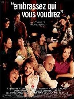 2002 film by Michel Blanc