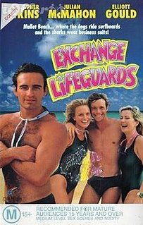 <i>Exchange Lifeguards</i> 1992 Australian film directed by Maurice Murphy
