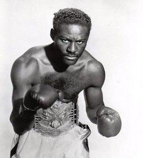 Ezzard Charles American boxer