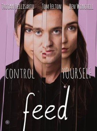 Feed (2017 film) - Image: Feed poster