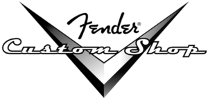 Fender Custom Shop - Image: Fender customshop logo