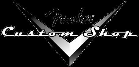 Fender customshop logo