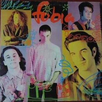 Fobia (album) - Image: Fobia ST1990