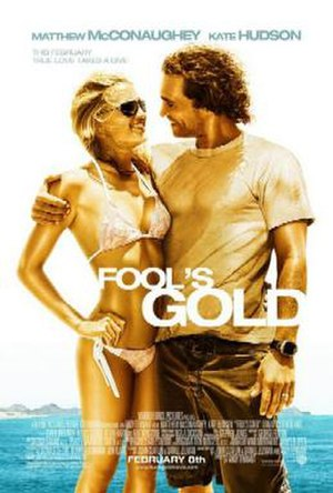 Fool's Gold (2008 film) - Theatrical release poster