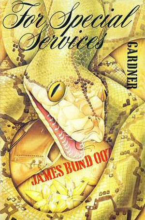 For Special Services - First edition cover