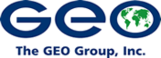 GEO Group - Image: GEO Group logo