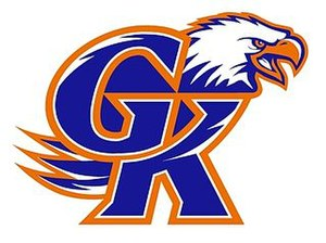 Graham-Kapowsin High School - Image: GK Eagle Logo