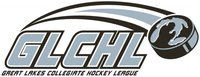 Great Lakes Collegiate Hockey League logo