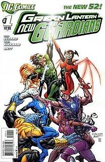 <i>Green Lantern: New Guardians</i>