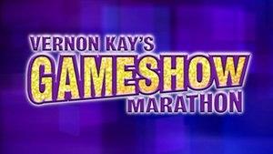 Gameshow Marathon (UK game show) - Series 2 logo.