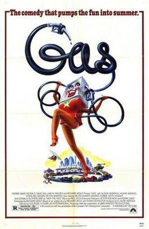 Gas (1981 film) - Image: Gas Film Poster