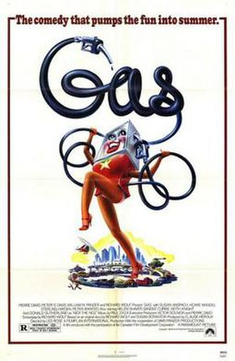 Gas (1981 film) - Image: Gas Film Poster