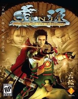 <i>Genji: Days of the Blade</i> 2006 video game