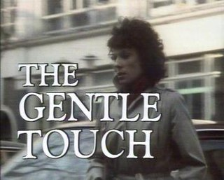 <i>The Gentle Touch</i> British police drama television series