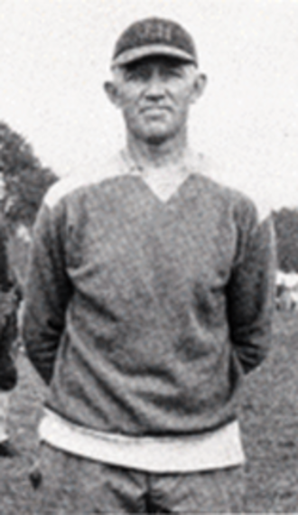 George Bohler - Bohler pictured in The 1929 Glomerata, Auburn yearbook